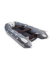 Лодка ПВХ Таймень LX 3200 НДНД графит/светло-серый, фото 2