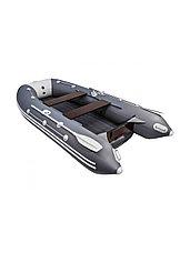 Лодка ПВХ Таймень LX 3600 НДНД графит/светло-серый, фото 2
