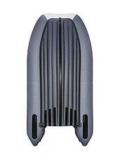 Лодка ПВХ Таймень LX 3600 НДНД графит/светло-серый, фото 3