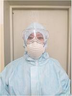 Очки защитные медицинские, фото 1