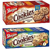Печенье Bergen Cookies 135 гр.