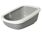 Savic Jumbo Туалет для кошек серо-белый 67,5 x 48,5 x 28 cm