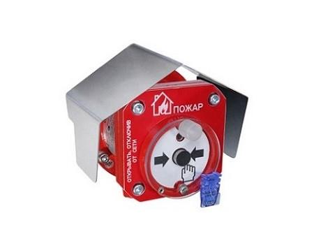 Спектрон-512-Exd-М-ИПР извещатель пожарный ручной