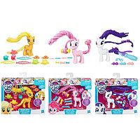 MLP Пони с праздничными прическами Игрушка Hasbro