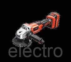 Аккумуляторная углошлифовальная машина P61250-Li