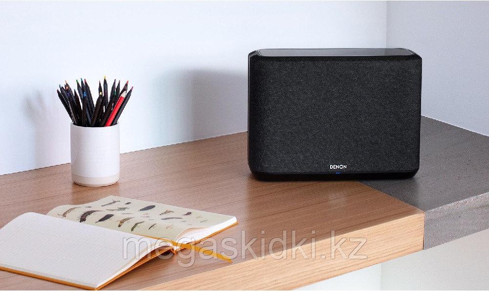 Беспроводная Hi-Fi акустика DENON HOME 250 черный - фото 6