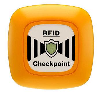 Контрольная RFID метка VGL Патруль 3, жёлтая