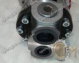 Гидронасос 210.12.06.03 аксиально-поршневой нерегулируемый, шпоночный вал левого вращения, фото 2