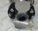 Гидронасос 210.12.06.05 аксиально-поршневой нерегулируемый, шпоночный вал левого вращения, фото 2