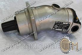 Гидромотор 210.16.11.01 аксиально-поршневой нерегулируемый реверсивный шлицевой вал
