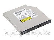 Оптический привод, тонкий, для ноутбука, DVD±RW LITE-ON Slim DS-8ACSH, OEM, Black, SATA