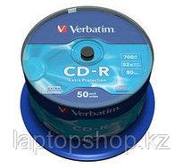 Диски, CD-R SP-050 700MB 52X DL EP Verbatim (43351)