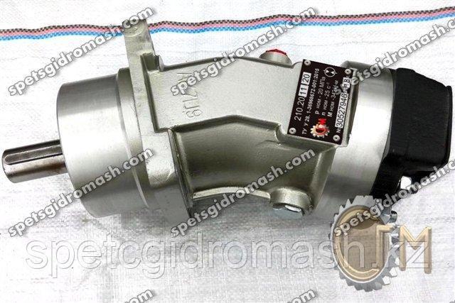 Гидромотор 210.20.11.20 аксиально-поршневой нерегулируемый со шпоночным валом