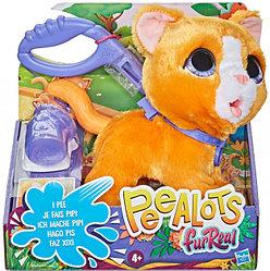 Интерактивная кошка Hasbro FurReal Friends Большой озорной питомец Котенок
