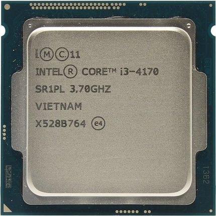 Процессор Intel 1150 i3-4170 3M, 3.70 GHz, фото 2