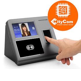 Биометрическая система учета доступа с отпечаком пальца и распознаванием лица. 4,3 дюйма  SmartLock CT-B208