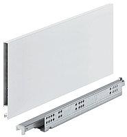 Выдвижной ящик MATRIX SLIM, белый, с доводчиком, 175X400MM, фото 1
