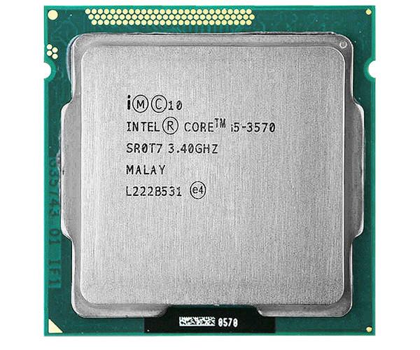 Процессор Intel 1155 i5-3570 6M, 3.40 GHz