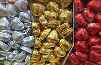 Шоколадные сердечки с ореховым кремом 1кг