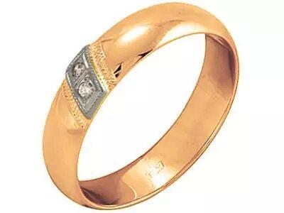Золотое кольцо РусГолдАрт 154213_1_1_1_155