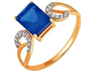 Золотое кольцо РусГолдАрт 1413307__1_18_1_16