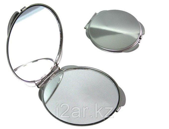 Зеркальце косметическое круглое