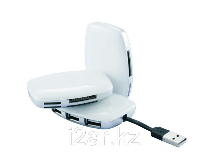 USB хаб-картридер