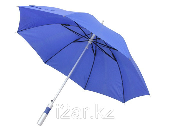 """Зонт - трость (23""""*14) синий"""
