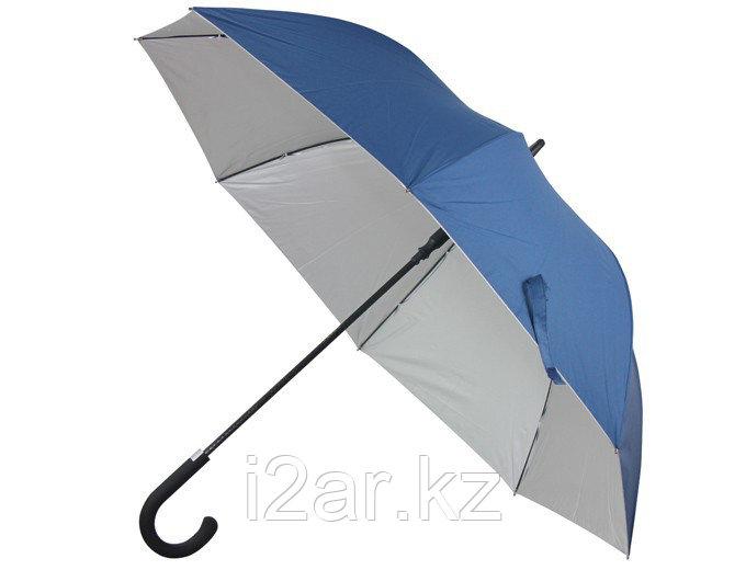 """Зонт - трость (27""""*14) синий"""