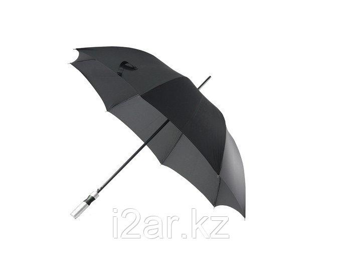 """Зонт - трость (27""""*14) черный"""