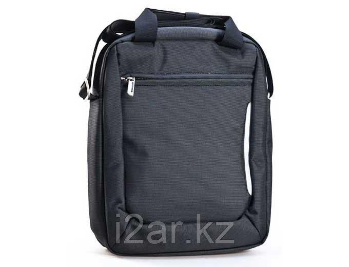 Конференц - сумка темно-серая