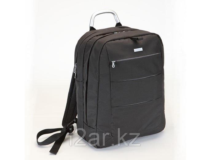 Рюкзак черный 75D микрофибра
