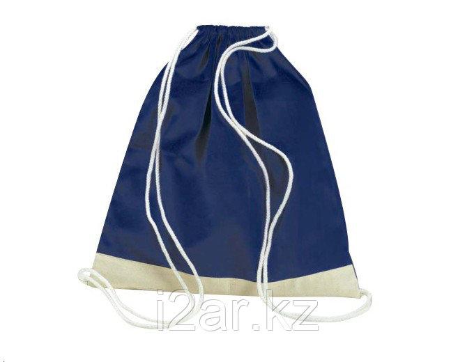 Рюкзак для рекламных акций синий