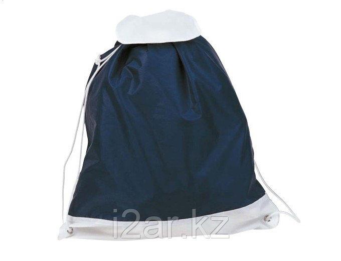 Заплечная сумка синяя