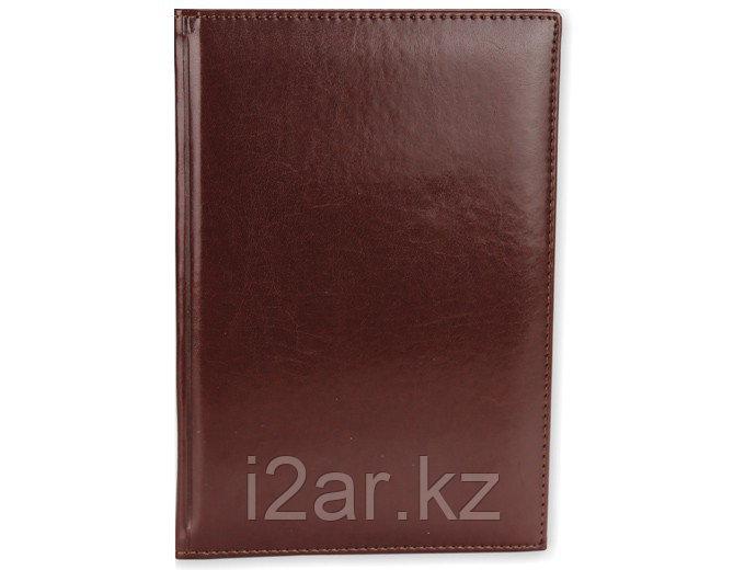Датированный ежедневник А5 Classic (Классик) коричневый
