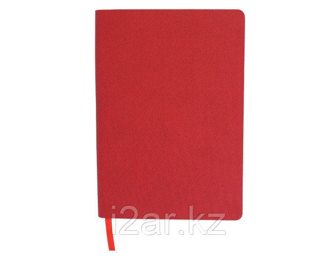 Датированный ежедневник А5 Flex (Флэкс) красный