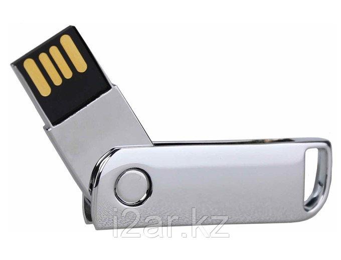 USB флеш память на 8Gb серебристый