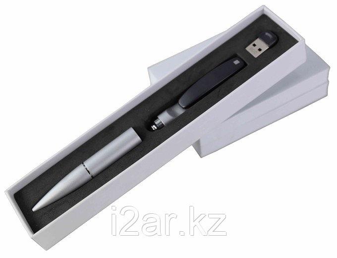 USB флеш память на 4Gb ручка-флешка-стилус