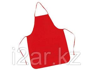 Фартук передник, цвет красный