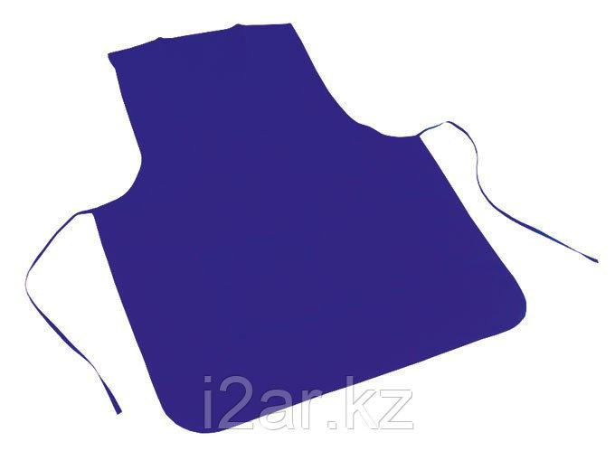 Фартук двухсторонний, цвет синий