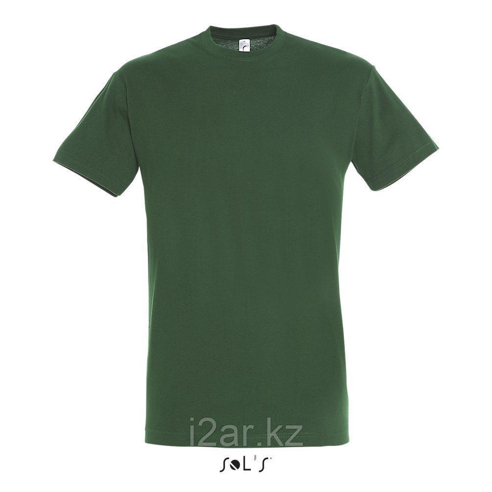 Футболка Regent | Sols | Bottle green