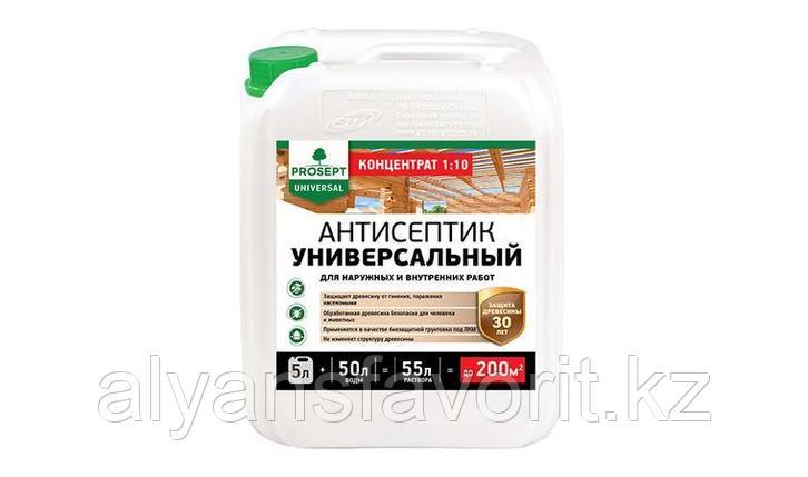 UNIVERSAL - пропитка антисептик-концентрат  универсальный. 5 литров.РФ, фото 2