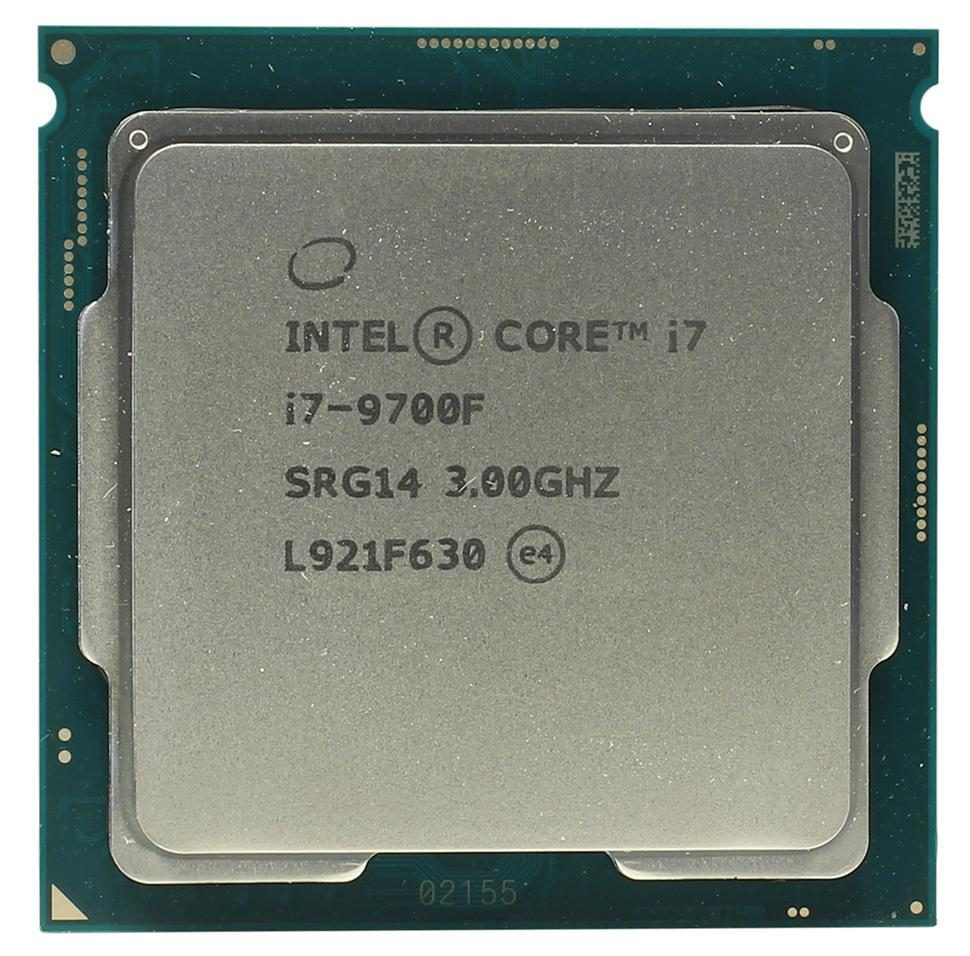 CPU Intel Core i7-9700F 3,0GHz (4,7GHz) 12Mb