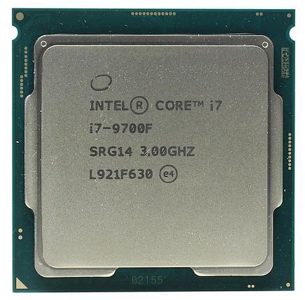 CPU Intel Core i7-9700F 3,0GHz (4,7GHz) 12Mb, фото 2