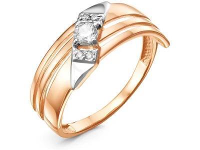 Золотое кольцо РусГолдАрт 1407107_1_1_1_17
