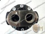 Гидромотор 210.20.11.21Б аксиально-поршневой нерегулируемый со шлицевым валом, фото 2