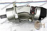 Гидромотор 210.20.11.21Б аксиально-поршневой нерегулируемый со шлицевым валом, фото 4
