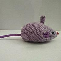 """Игрушка """" Большая мягкая мышка """" , 18.5 см, фото 1"""