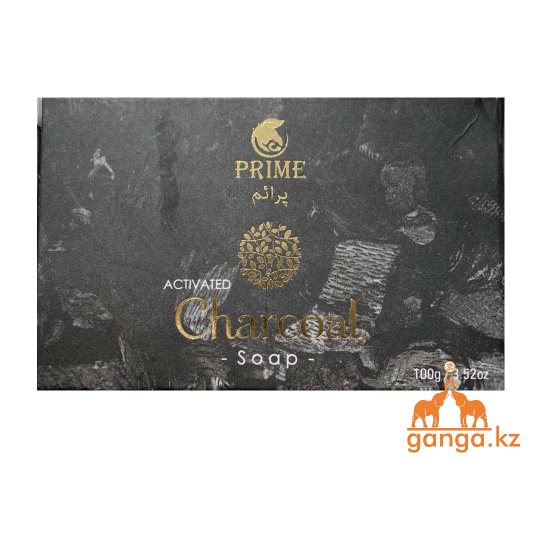 Мыло с Углем Прайм (Charcoak Soap PRIME), 100 гр