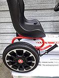 Веломобиль вело картинг Abarth, фото 3